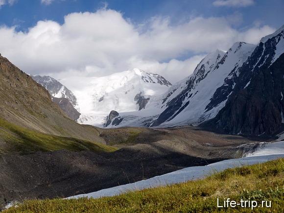 горы Алтая. фото Борис Волчек.