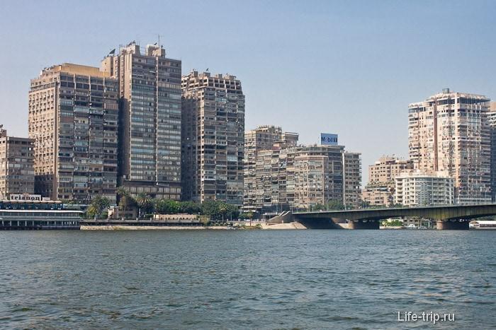 Египет. Каир. Берег Нила.