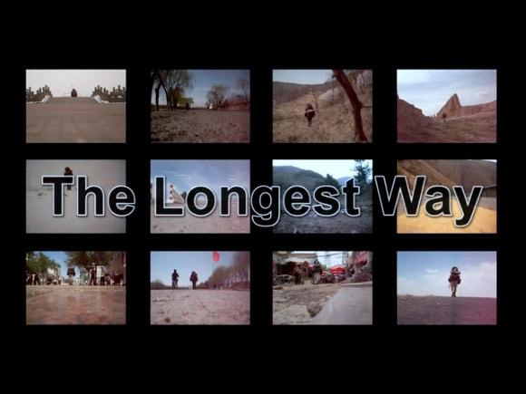 The Longest Way. Пройти пешком 4500 км.