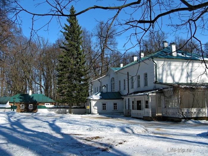 Музей Ясная Поляна. Дом Толстого.