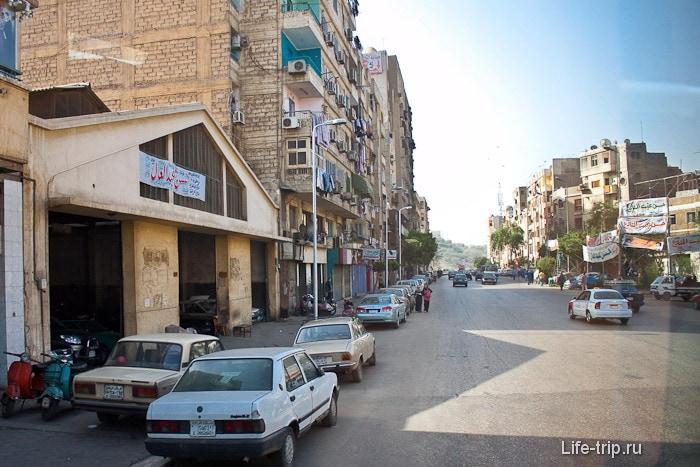Фото Каира. Улицы.