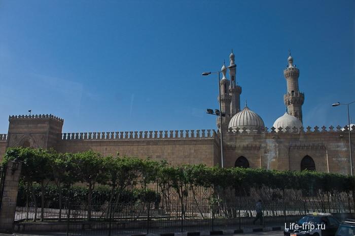 Фото Каира. Мечеть.
