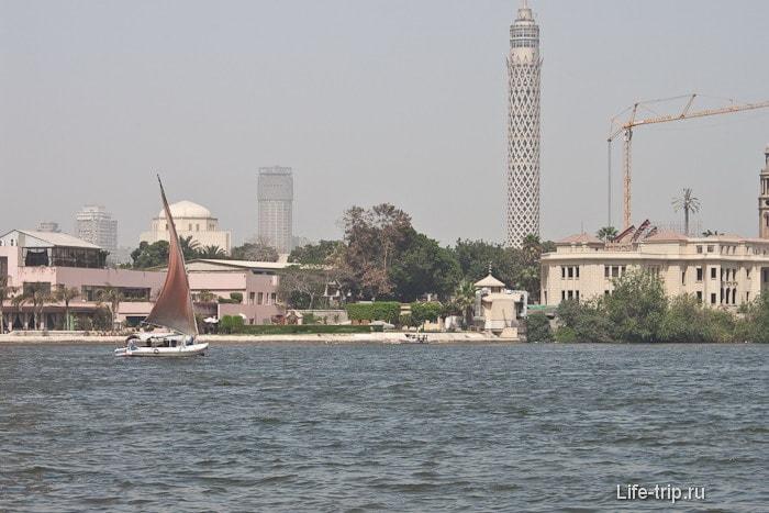 Река Нил. Египет.