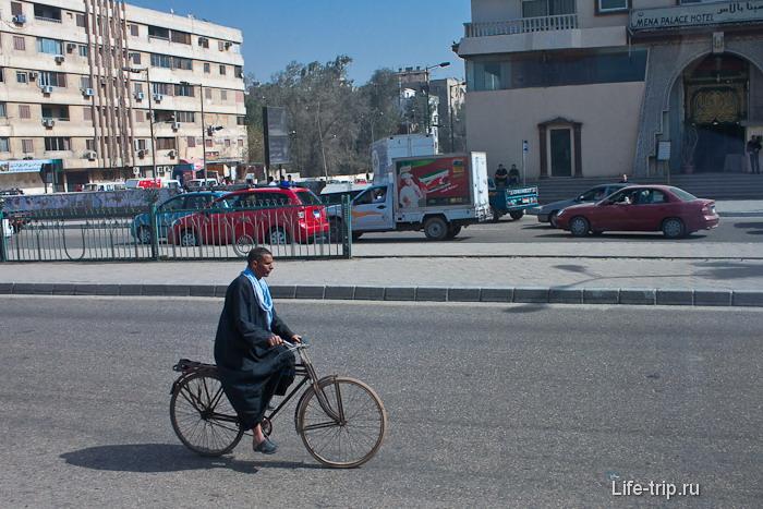 Каир. Египет.