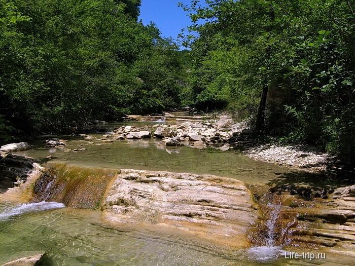 Река Жане.