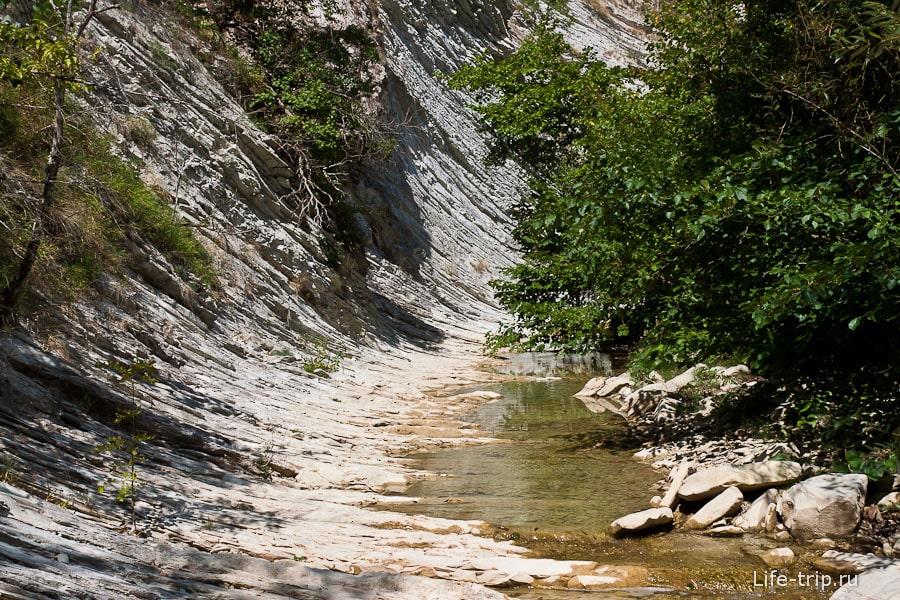 Река Жане за Афродитой