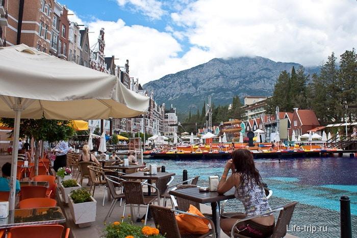 Курортная Турция. Пятизвездочный отель.