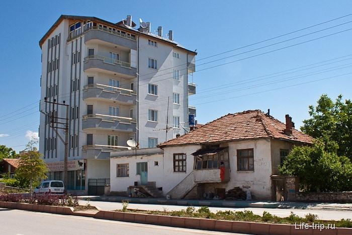 Город Бейшехир. Турция.