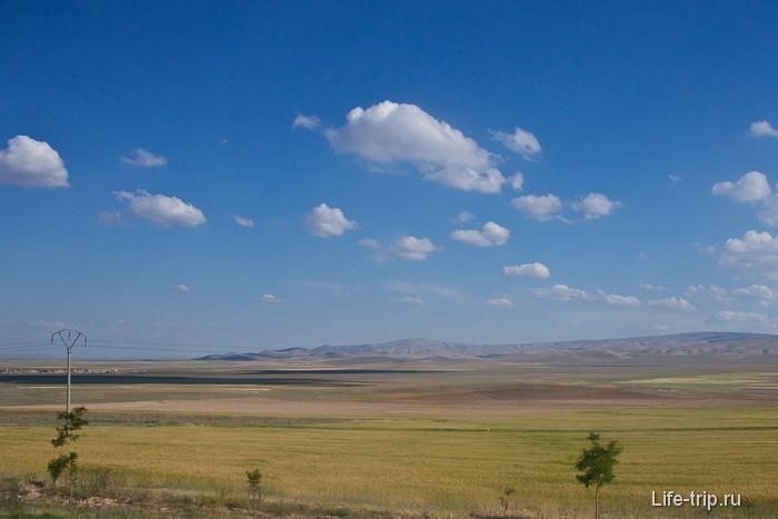 Центральная Турция.
