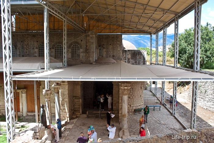 Церковь Святого Николая Чудотворца в Демре. Турция.