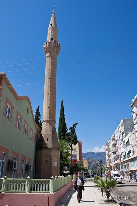 Город Демре. Турция.