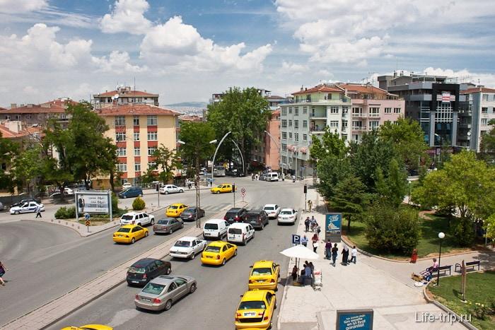 Анкара - столица Турции.