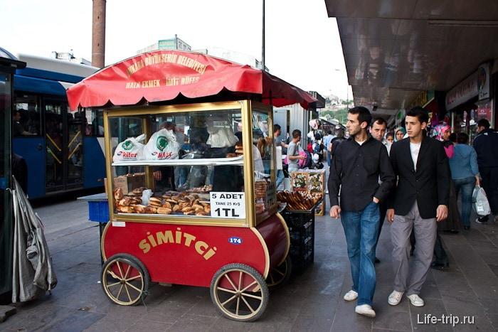 Анкара - столица бубликов.
