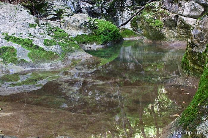 Большой каньон Крыма. Внутри.