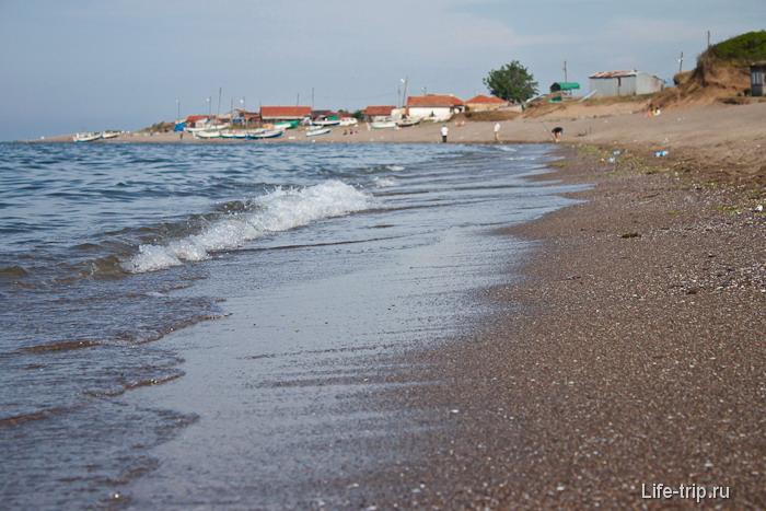 Отдых на Черном море в Турции. Карасу.