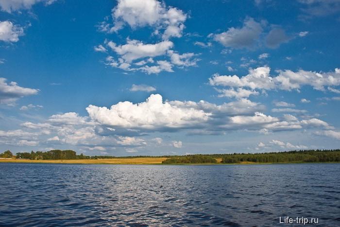 Озеро Волго.