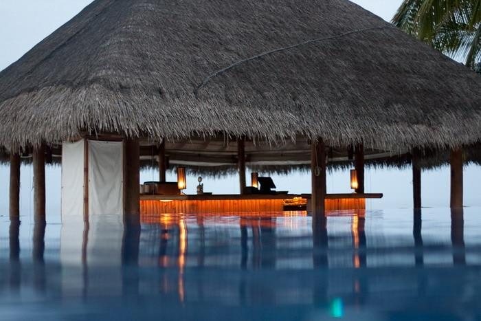 Мальдивы. Остров Куромати.