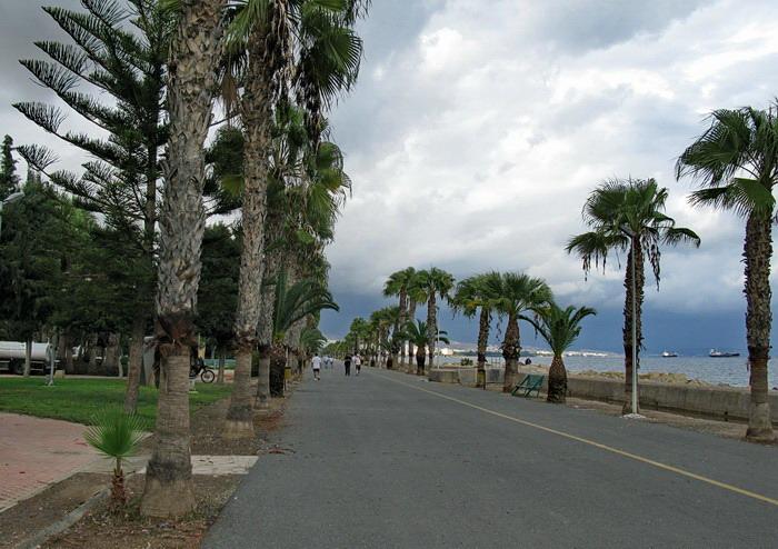 Поездка на Кипр.