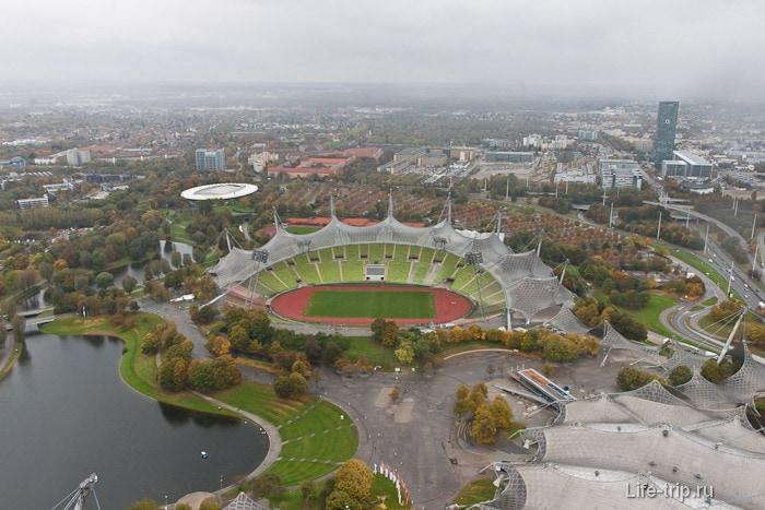 Olympic Stadium - олипийский стадион