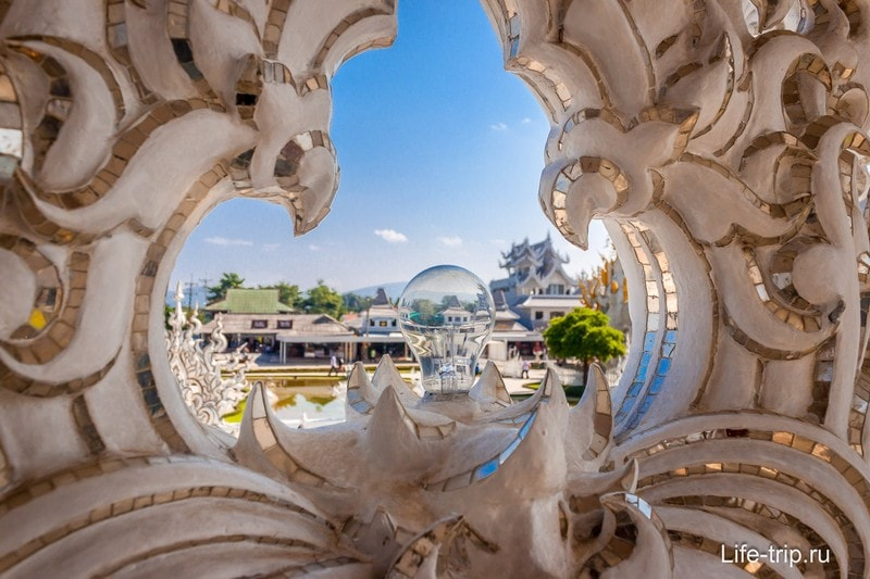 Белый храм Таиланда (Wat Rong Khun) – прекрасная сказка во плоти
