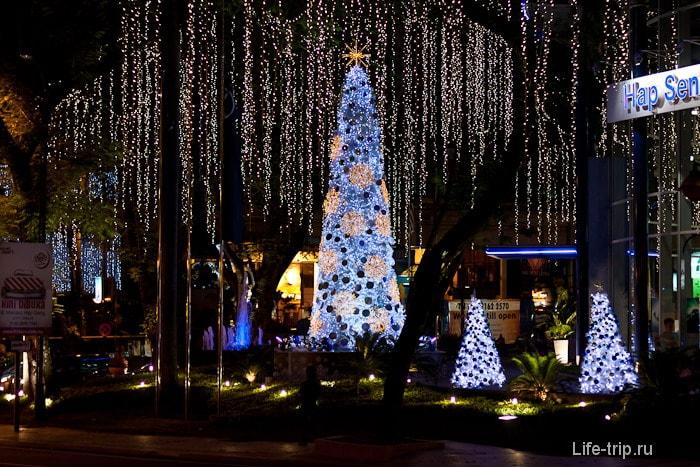 Новый год в Куала Лумпур