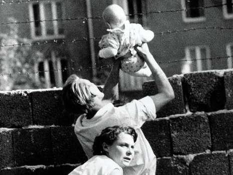 Жизнь при Берлинской стене