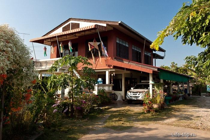 Как живут местные жители в Чианг Саен