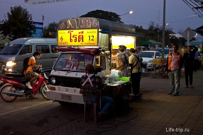 Макашницы в Чианг Саен