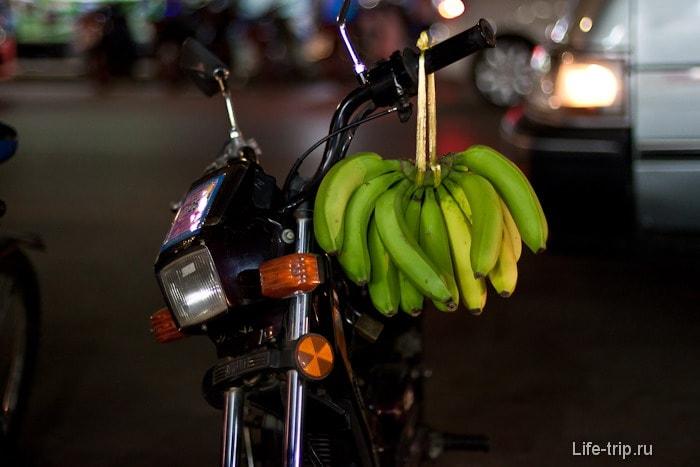 Бананы растут не только на деревьях