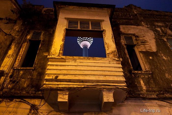 Другие ракурсы Куала-Лумпур