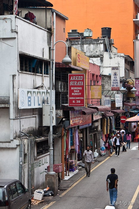 Индийский квартал Little India