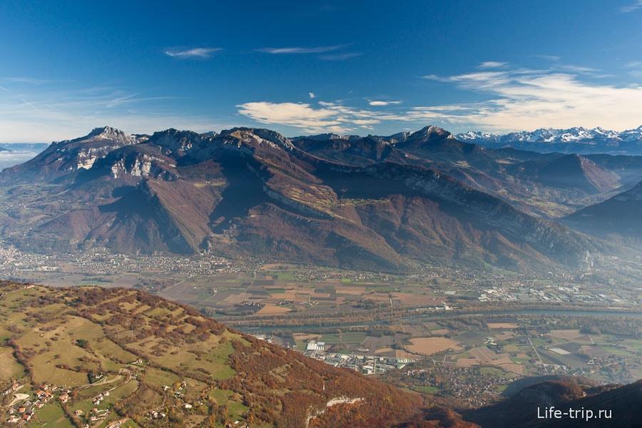 Горы Гренобля
