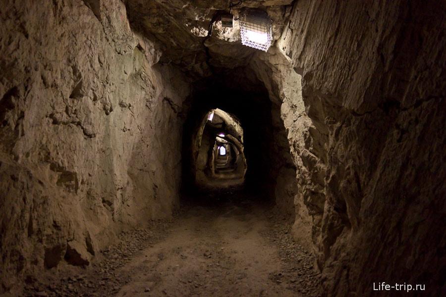 Пещера около Гренобля