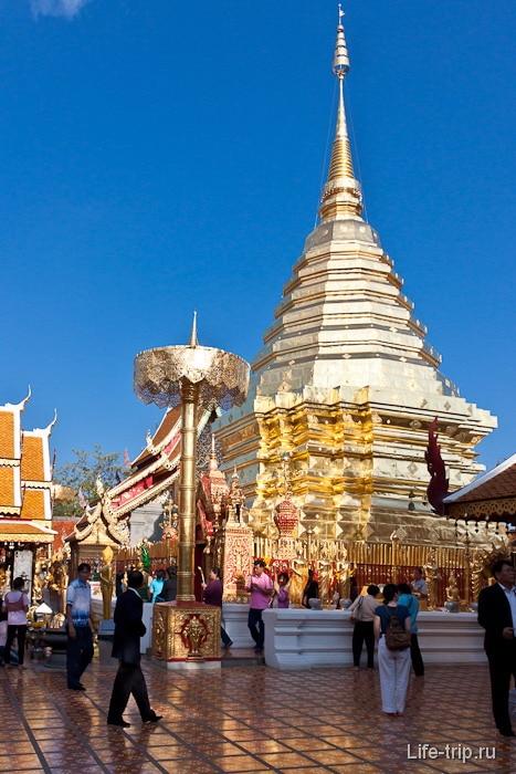 Wat Doi Suthep - фото за 100 бат
