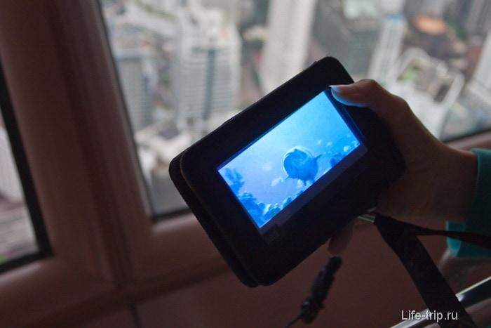 Медиаплеер с виртуальным гидом