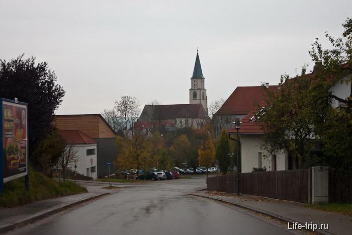Маленькие городки Германия