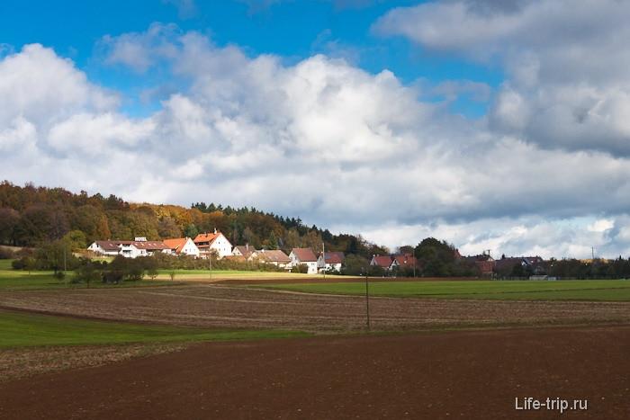 Провинциальная Германия