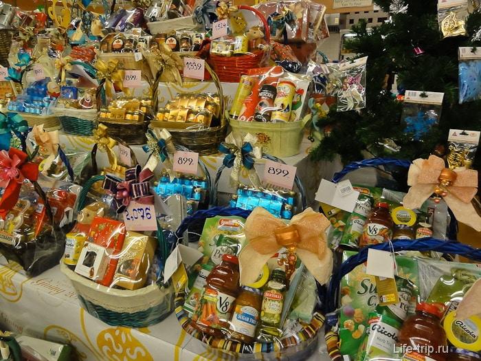 Подарки на Новый год в Таиланде