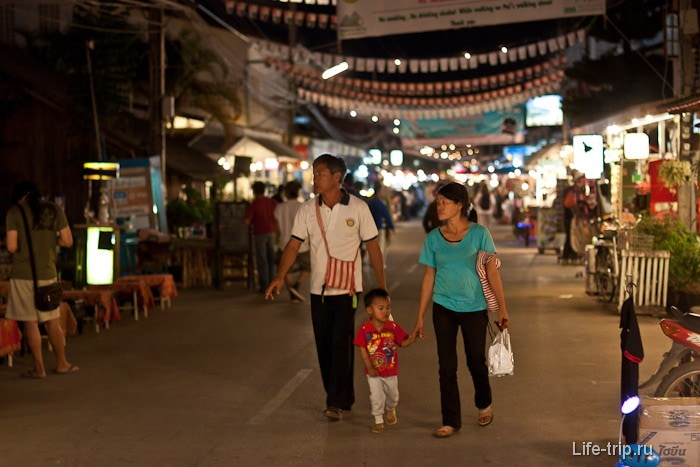 Walking Street в Пай