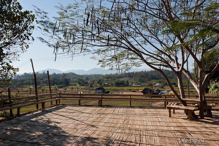 Бамбуковые помосты
