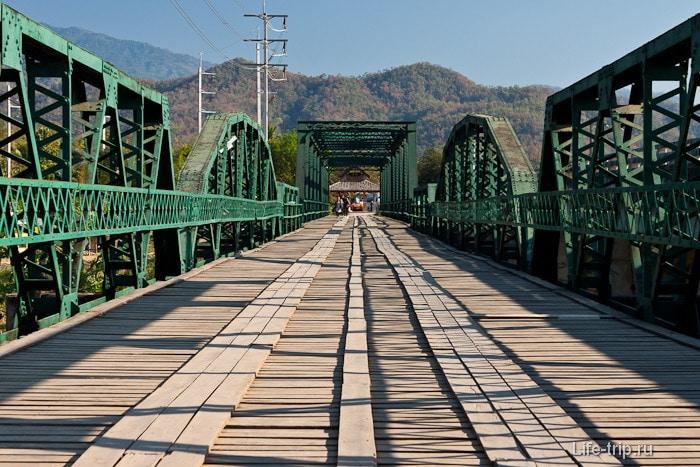 Мост второй мировой войны World War II Bridge