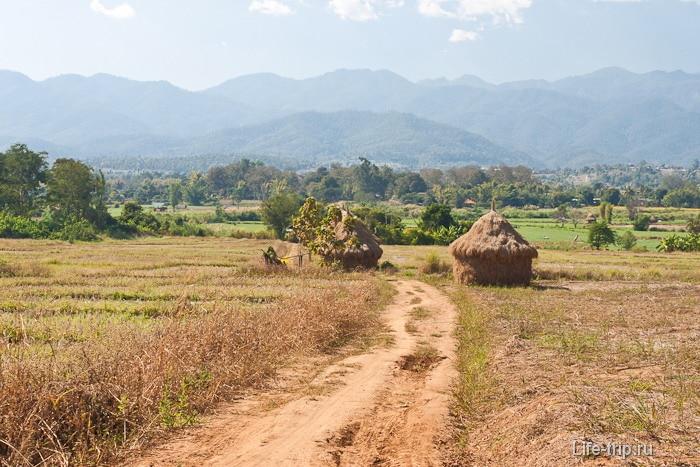 Долина Пай - север Таиланда