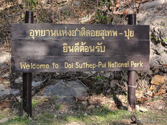 Natioanal Park Doi Suthep