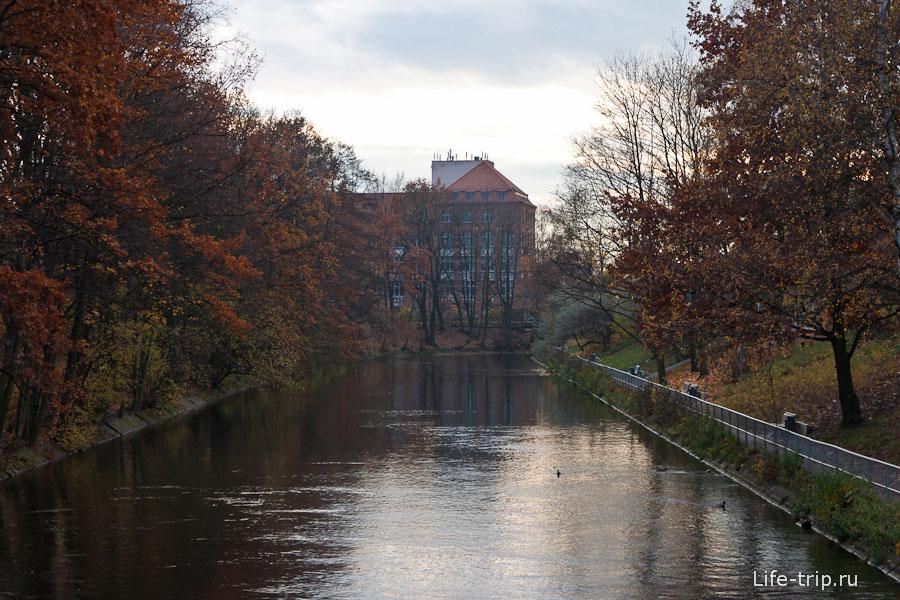 Прогулка по Берлину