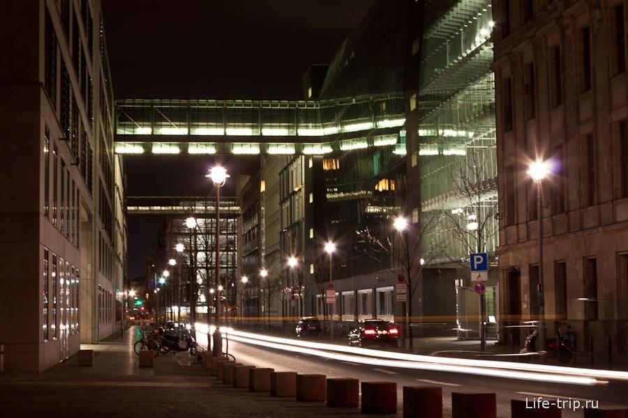 Улицы города Берлина