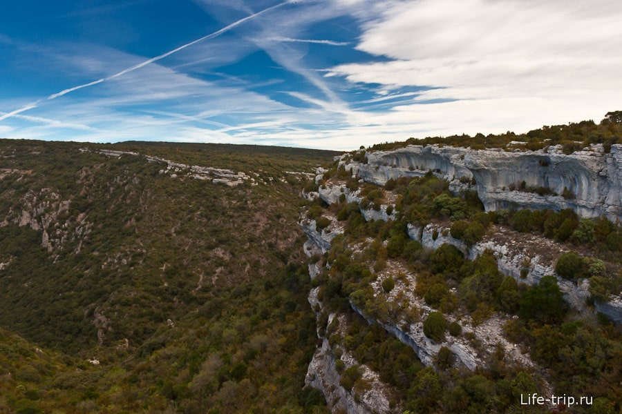 Дороги Франции - пейзажи