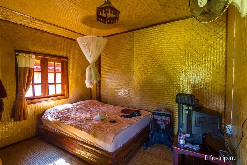 Бунгало подороже - Phu View Guesthouse