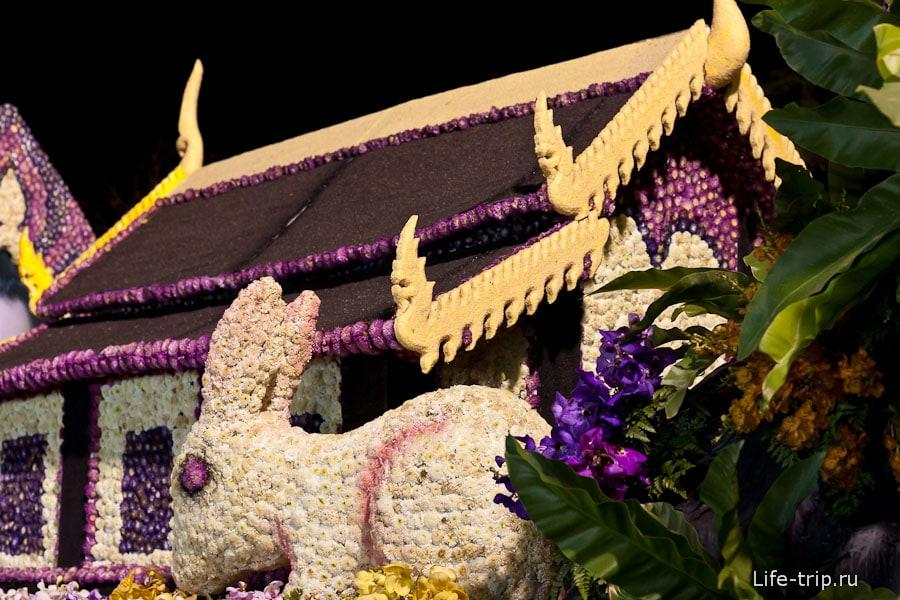 Фестиваль цветов Чиангмай