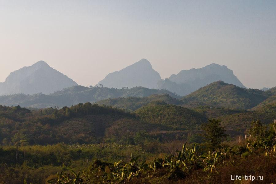 Из Ванг Вьенг во Вентьян на каяке