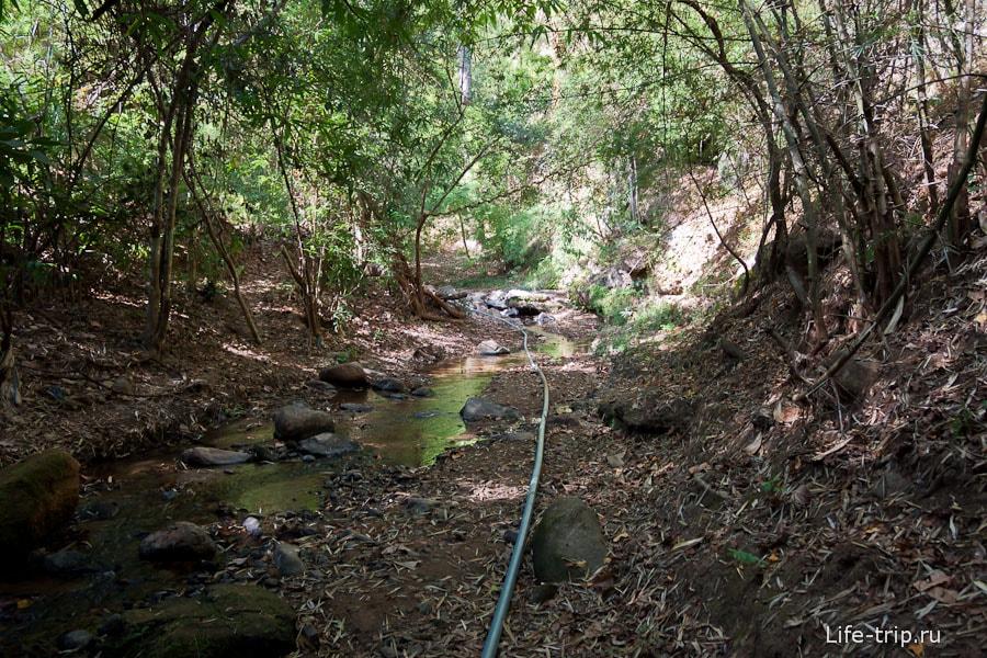 Классический способ доставки воды в деревню